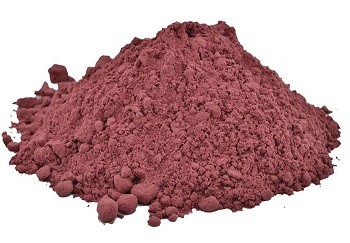 Dry Hibiscus Flower (Gudhal Phool) Powder