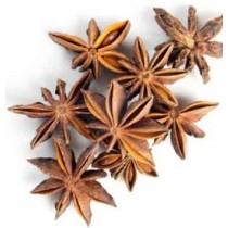 Star Anise (Chakri Phool, Baadiya, Chakriphool)
