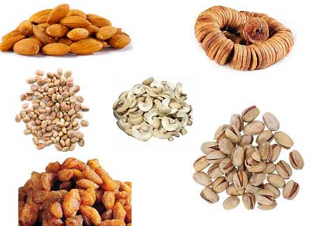Online Dry Fruits shopping store in India